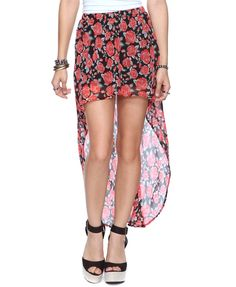 I actually own this skirt. Its quite cute!@Forever21