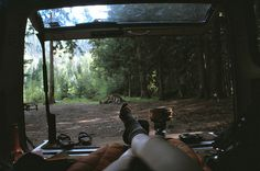Right outside the Great Burn Wilderness, Montana by Jocelyn Catterson, via Flickr