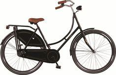 Omafiets Altec London Zwart 28 Inch | bestel gemakkelijk online op Fietsen-verkoop.nl