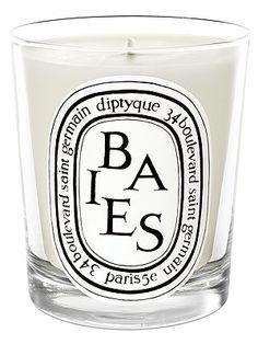 Diptyque - Baies Candle - Saks.com