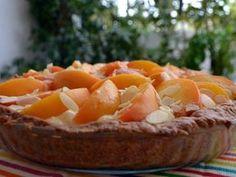 Ονειρεμένες συνταγές με ροδάκινα! - Daddy-Cool.gr Tart Recipes, Greek Recipes, Desert Recipes, Cantaloupe, Cheesecake, Deserts, Sweets, Fruit, Cooking