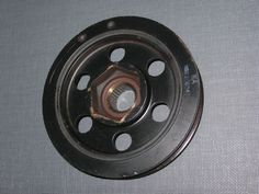 JDM 01-08 Honda Fit L13A i-Dsi Engine Crankshaft Pulley