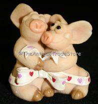 Piggin In Love