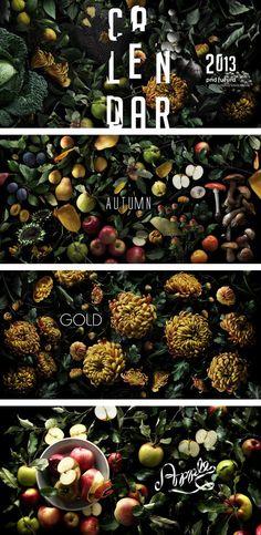 Calendar. Photography by Dagna Napierała