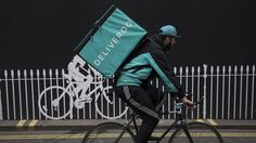 British food delivery startup Deliveroo raises $275M in fundingDeliveroo cycle courier with his large back box interacts with a stencilled cyclist while out delivering in London.  Image: mike kemp/in pictures via Getty Images  By Emma Hinchliffe2016-08-05 15:55:23 UTC  Deliveroo a food delivery service that is facing competition from UberEats in Europe raised $275 million in Series E funding the startup announced Friday.  Launched in 2013 Deliveroo delivers slightly upscale restaurant food…
