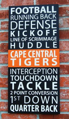 Football Typography Sign change to Lobos for Blake Football Run, Football Rooms, Football Coach Gifts, Football Banquet, Notre Dame Football, Ohio State Football, College Football, Football Stuff, Football Baby