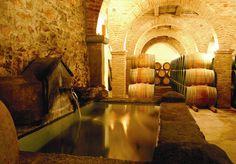 Bodegas Medina en Zafra  #Extremadura #enoturismo #turismo #RVRibGuadiana