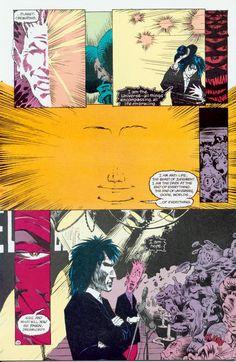 """I am hope."" The Sandman - Neil Gaiman"