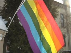 Thousands marched while thousands of onlookers cheered during Saturday's 33rd annual NOHO Pride parade through downtown Northampton.