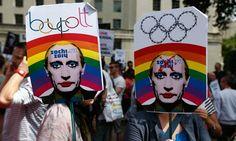 Alle 17 la cerimonia inaugurale di #Sochi2014. Tra polemiche, diritti violati e assenze illustri, una nostra riflessione su ciò che è diventata la manifestazione pensata da De Coubertin.  #olimpiadiinvernali #russia #spor #olimpiadi #informazione