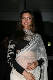 deepika padukone saree - Google Search