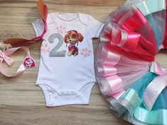 Paw Patrol Skye Birthday Girl tutu outfit, Skye birthday party tutu set, Personalized Birthday Skye Paw Patrol Shirt Tutu and Headband. Paw Patrol Birthday Girl, Baby Girl 1st Birthday, 1st Birthday Outfits, Birthday Tutu, Baby Tutu, Girl Tutu, Paw Patrol Shirt, Tutu Outfits, Tutus For Girls