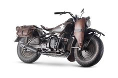 The Harley-Davidson XA was a motorcycle developed for use by the US military during WWII. If it looks a little familiar to you, that's because you've probably seen it a few times before, but with a different badge on the fuel tank. Harley based the design of the XA (which stands for Experimental Army) on...