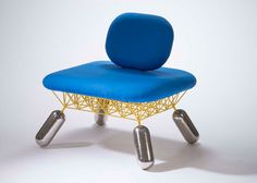 Blue Chair on Behance