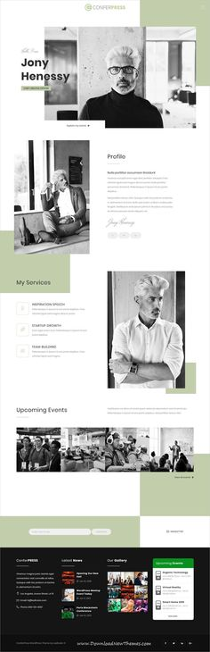 Buy ConferPress - Multipurpose Event Tickets WordPress Theme by leafcolor on ThemeForest. ConferPress – Multipurpose Event Tickets WordPress Theme ConferPress WordPress theme is great for Events, Ticket, Cou. Minimal Web Design, Modern Design, Page Design, Layout Design, Ui Design, Site Inspiration, Site Vitrine, Branding, Site Internet