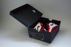 BABY SNKRZ Junior Jumpman Logo Gift Box
