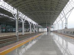 Taizhou Train Station, 2010
