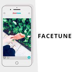app fotos celular face tune
