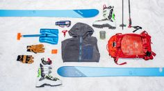 From Boots to Duct Tape: Everything You Need for Backcountry Skiing --The ultimate packing list for going out of bounds --By: Jakob Schiller  Jan 20, 2016