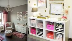 Dicas para Decorar e Organizar seu Quarto #2    por Mainá  Belli | Virou Tendência       - http://modatrade.com.br/dicas-para-decorar-e-organizar-seu-quarto-2