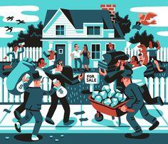 Chi Birmingham #editorial #illustration