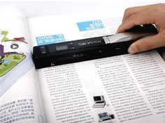Handy Portable Document and Photo Scanner: http://www.amazon.com/Handy-Portable-Document-Photo-Scanner/dp/B0039V7YJC/?tag=cheap136203-20