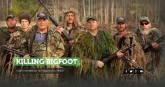 Killing Bigfoot: Worth Watching?     The cryptozoology world is alight with the latest round of reality show hitting the air, Killing Bigfoot. Yet another reality show to add to the roster of cryptid programs. Should we kill Bigfoot to prove to science it exists? Or should we take a kinder, gentler approach? CryptoVille enters the fray.     #KillingBigfoot #GCBRO #Sasquatch #Bigfoot #cryptozoology #CryptoVille #monsters