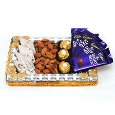 You are sure to be taken in for a surprise with the interesting delights that you would find in the range of chocolate products at click gifts to India. Send them to someone on their birthday.