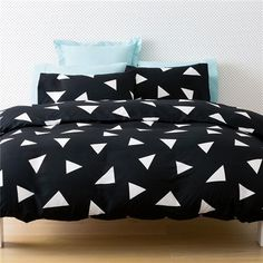 Image for Dexter Quilt Cover Set - Double from Kmart