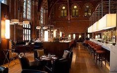 Booking Office Bar & Restaurant, St Pancras, Renaissance Hotel, London