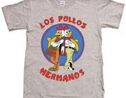 11 Must-Have Accessories for 'Breaking Bad' Fans - Los Pollos Hermanos T-Shirt https://www.etsy.com/it/listing/124444988/los-pollos-hermanos-normale-breaking-bad?utm_source=Twitter&utm_medium=PageTools&utm_campaign=Share