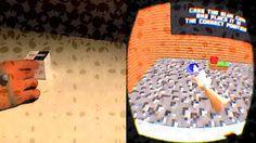 Minecraft: Como sentir cubos de verdade em RV  A Microsoft pesquisa uma forma de adicionar o sentido de tato à realidade virtual nos fazendo pensar que pegamos vários cubos ao manipular apenas um.  A Microsoft Research quer enganar nossos sentidos para dar mais sentido à realidade virtual. Para tanto ela pesquisa formas de iludir nossa visão ao nos induzir a pensar que pegamos e sentimos vários cubos diferentes quando na verdade estamos manipulando o mesmo objeto.  Clique  Retroceder…