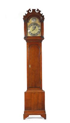 A George III oak 8 day longcase clock Peter Amyot, Norwich (1733-1799) Peter Amyot (1733 - 1799) was of French Huguenot descent. The first immigrant from his family, Thomas, came to England at the Revocation of the Edict of Nantes in 1685 and settled in the parish of St Peter Mancroft in Norwich. Peter was a distinguished clock and watch maker, working first at White Lion Lane then at 19 Haymarket, and, newly in partnership with his apprentice James Bennett (1760 - 1845)