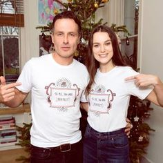 "383 curtidas, 5 comentários - Rick Grimes | Andrew Lincoln (@rick_grimes.andrew_lincoln) no Instagram: ""#AndrewLincoln & #KeiraKnightley in supporting Red Nose Day with this exclusive #LoveActually…"""
