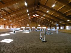 Large Barns – Large Horse Barns | KingBarns.com @Stephani Lovelady