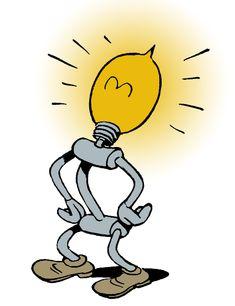 Lampje het hulpje van Willie Wortel de uitvinder.