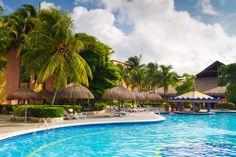 Hoteles en #Mexico: sitios especialmente preparados para disfrutar con los 5 sentidos, ¿Qué te parece esta alberca?