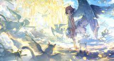 [ Anime < Angel Girl > ]