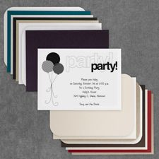 Party! Party! - Invitation