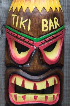 Tiki Bar is open