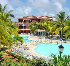 Blau Colonial, Cayo Coco Cuba, its the salt water pool thats actually huge