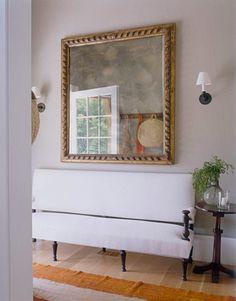 'Light Gray' by Farrow & Ball: Ina Garten's Hamptons home by xJavierx, via Flickr