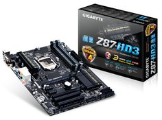 Gigabyte Placa Z87-HD3