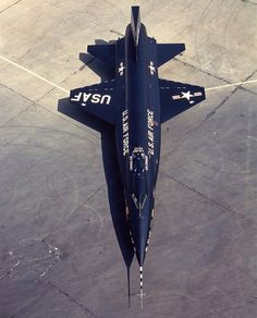 spectre-130:  The X-15 hypersonic rocket plane was one of the greatest and important research aircraft the US has ever made. They were amazing aircraft.