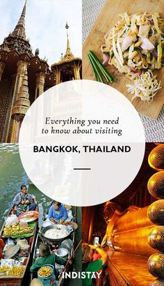 Everything you need to know about visiting Bangkok, Thailand #Indistay