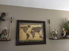 Create unique wall art with stencils! 🗺️ . #istencils #stenciledart #wallart #homedecor #diy World Map Stencil, Stencil Wall Art, World Map Design, Custom Stencils, Unique Wall Art, Original Art, Art Pieces, The Originals, Create