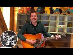 Jimmy Fallon's 'Tonight Show: Home Edition' stars his adorable dog and a St Paddy's coronavirus song Nancy Juvonen, Jimmy Fallon Tonight Show, Late Night Show, Girl Meets World, Boy Meets, Tv Show Quotes, Cartoon Network Adventure Time, Monologues, Family Affair