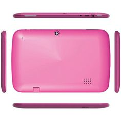 "Supersonic Sc-774Kt Pink Munchkins 7"" Android(Tm) 5.1 Quad-Core 4Gb Kids' Tablet (Pink)"