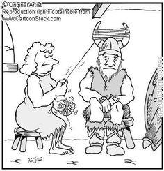 Such a good Viking ;o)