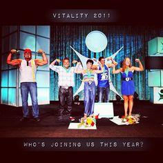 #Vitality2012 Miami - Are you in? #viSalus #vilife #M2B  www.pjshakesitup.com